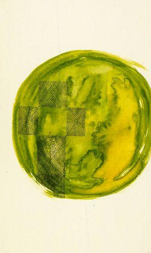 Circle in Green